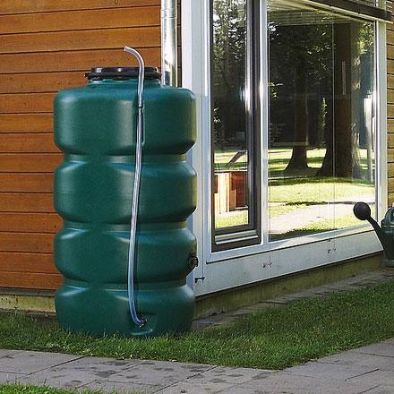 Deposito de agua para jardin Garden