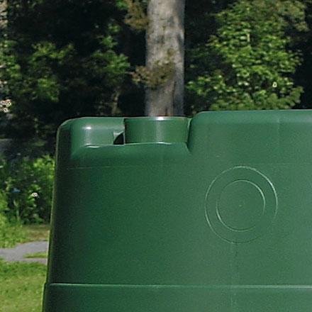 Depósito contenedor de agua Top-Tank