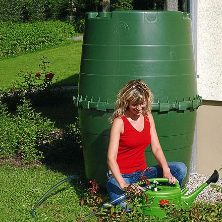 Depósito contenedor para aguas pluviales Top-Tank