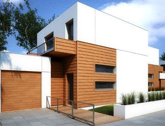 Revestimientos exteriores para fachadas