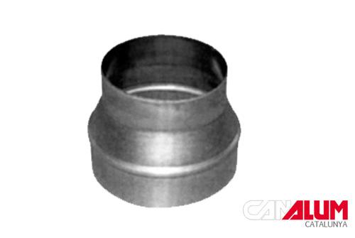 reductor para canalones galvanizados