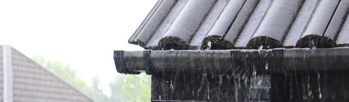 La historia de los canalones pluviales: Orígenes hasta la actualidad