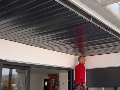 Instaladores de techo de aluminio TechAlum