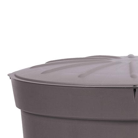 Depósito contenedor de agua gris Lanzarote