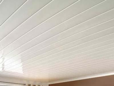 detalle de instalacion de techo de aluminio