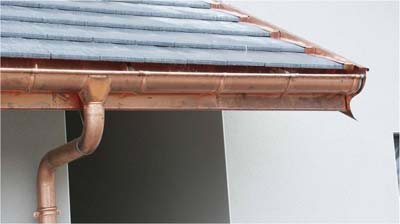 instaladores de canalones de cobre en barcelona