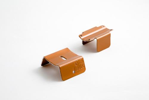 Fijación mixta para canaletas de aluminio