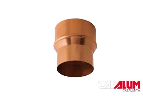 Reducción 100-80 cobre