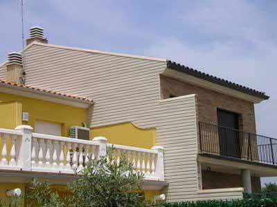 Revestimientos de fachadas Canalum Catalunya
