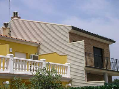 revestimiento para fachadas