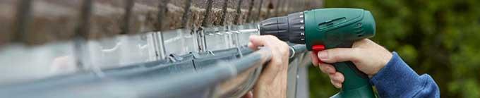 mantenimiento de canalones