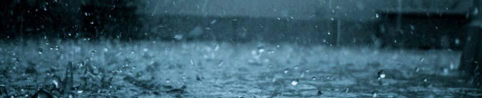Reciclar agua el de lluvia de los canalones