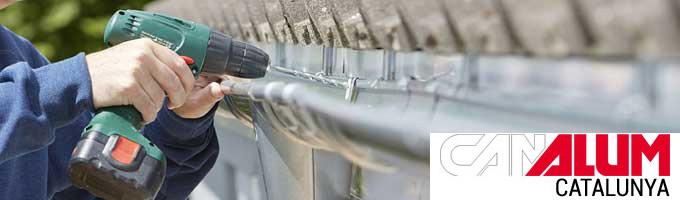 5 Razones por las que contar con una empresa especializada en instalar canalones