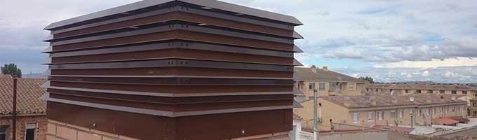 Los beneficios de instalar remates de chimenea