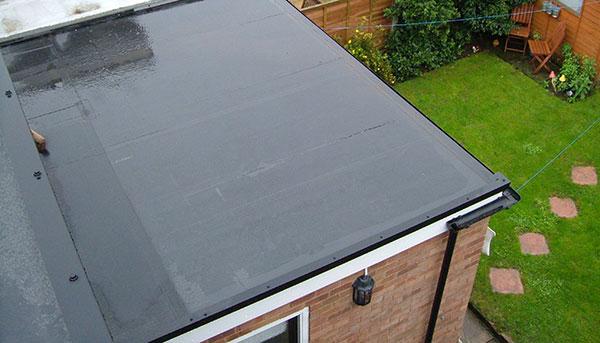 impermabilización de tejados. cubierta plana