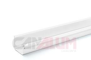 Canalón de aluminio