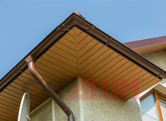 Canalones en Barcelona, instalación en tejado