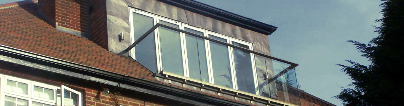 Como tapar los canalones en la terraza